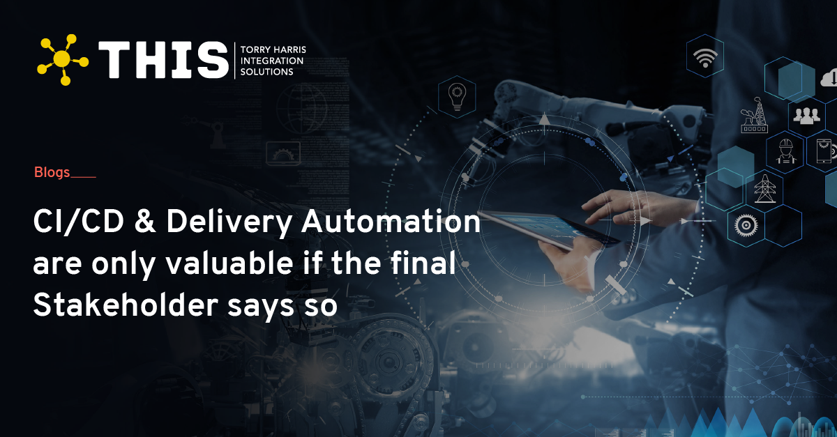 CI/CD & Delivery Automation